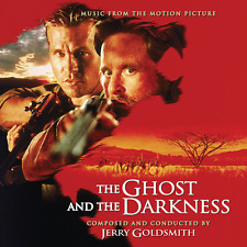 The ghost and the darkness cd sealed intrada OOP