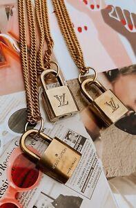 Louis Vuitton Padlock Key Set 304