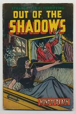 Out of the Shadows #12 (1954) VG- (3.5) ~ Alex Toth ~ Horror Comic