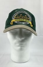 Cabelas Outdoor Gear Vtg Hat Adjustable Strapback Green 5f6a5a99bccb