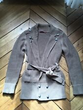 Veste En Maille Coton Comptoir Des Cotonniers