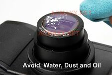 ACMAXX LENS ARMOR Multi-Coated UV FILTER - Olympus XZ-1 XZ1 Scratch Dust resist