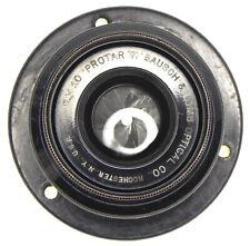 Bausch & Lomb Zeiss Protar Series V 8x10 Barrel Lens  #3209050