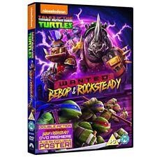 Teenage Mutant Ninja Turtles Wanted - Bebop and Rocksteady DVD Region 2