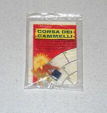 Il gioco dell'oca CORSA DEI CAMMELLI - NUOVO vintage Goose game