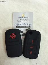 Volkswagen Limited Edition Silicone flip key cover - VW Polo, Vento, Jetta