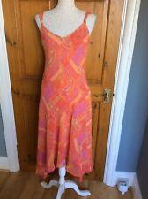 Dress by Per Una Size 14R Orange NWOT