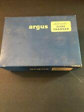 Vintage ARGUS Automatic Slide Changer