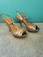Women's Madden Girl Prom Shoes. Size 7.