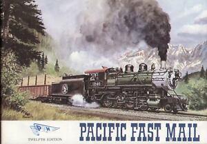 Catalogo PFM - PACIFIC FAST MAIL 12th Ed. 1967 +price USD  E bb