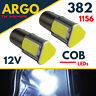 Ford Mondeo MK4 Reverse White Led 2007 -2015 Light Bulbs Fits Cob Bayonet 12v