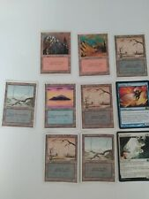 Cartes MAGIC - Lot de 10 Cartes dont rare et anciennes éditions