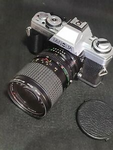 Minolta XG-M 35mm SLR Film Camera from Japan