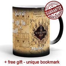 Harry Potter Magic Mug Mischief Managed  Marauders map + gift