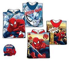 Marvel Spiderman Bebé Niño Niños Capucha Toalla de playa 100% algodón