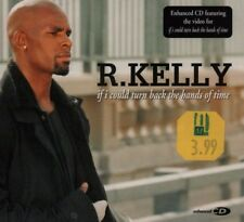 R Kelly(CD Single)If I Could Turn Back The Hands-Jive-0523182-New