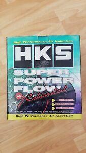 Subrau Impreza Hks Air filter Kit V2