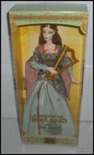 NRFB MATTEL BARBIE 2003 LEGENDS OF IRELAND THE BARD IRISH CELTIC #B2511