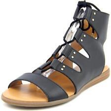 Sandalias y chanclas de mujer planos Tommy Hilfiger de color principal negro