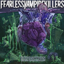 Fearless Vampire Killers : Exposition: The Five Before the Flames CD EP (2013)