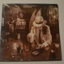 LED ZEPPELIN - IN THROUGH THE OUT DOOR - 1979 FIRST PRESS INDIA LP