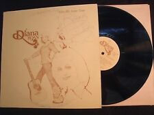 DIANA ROAN - Give Me Some Time - 1977 Private Vinyl 12'' Lp/ Signed/ Country Pop
