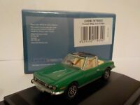 Triumph Stag - Green , Model Cars, Oxford Diecast