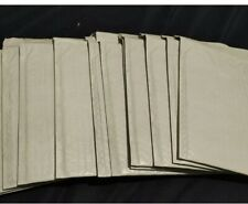30 Pcs 4x8 White Bubble Mailers Shipping Mailing Poly Padded Bags Envelopes