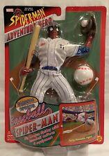 New listing Spider-Man Adventure Hero Baseball 2001 Toy Biz Figure (Nip)