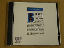 CD / B.B. KING - LIVE AT THE REGAL
