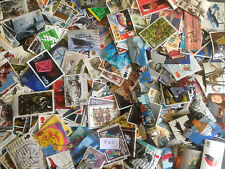500 Different Great Britain Commemoratives Stamp Collection