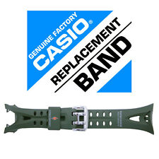 Casio 10235374 Genuine Factory Resin Band, Fits PAW-1200-5VJ and others