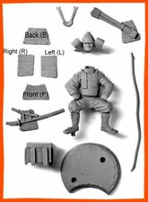 Series 77 Samurai  # 12/3 Scale 77mm kit    (LOC = I-1)