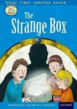 Oxford Reading Tree Read with Biff, Chip and Kipper: Level 11 First Chapter Books: The Strange Box by Roderick Hunt, David Hunt (Hardback, 2014)