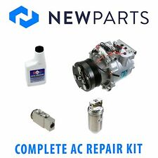 Saab 9-3 1999-2003 Complete AC A/C Repair Kit with New Compressor & Clutch
