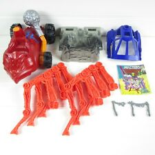 HE-MAN MASTERS OF THE UNIVERSE - MOTU - VINTAGE 1980's MATTEL MIXED PARTS LOT