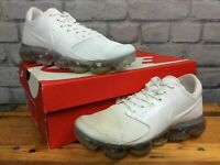 NIKE LADIES AIR VAPORMAX WHITE TRAINERS VARIOUS SIZES RRP £150
