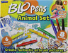 John Adams 10049 BLO pens Activity Set Animals, Multi, 1-Pack