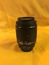 Nikon Nikkor AF 80-200 mm 1:4. 5-5.6 D Objectif
