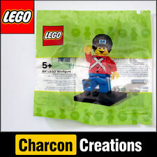 LEGO BR minifigure in factory sealed polybag (NEW) 5001121 - GEN049