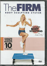 the firm complete body sculpting system dvd new exercise & fitness Christa Riley