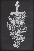 BALAAM AND THE ANGEL - Old OG Vtg 1980`s Woven Sew On Patch(not badge pin shirt)