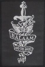 BALAAM AND THE ANGEL Old OG Vtg 1980`s Woven Sew On Patch(not badge pin shirt)