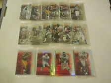 1X 1996 Select Certified Mirror NFL PROMO PACK SAMPLE Bulk Lot available Red