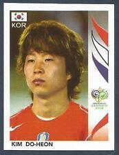 PANINI FIFA WORLD CUP-GERMANY 2006- #501-KOREA-KIM DO-HEON