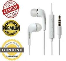 Genuine Headphones Earphones Headset Mic For Samsung Galaxy S2 S3 S4 Note 1 2 3