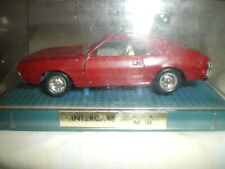 AMX coupé Javelin Rouge 1/43 Intercars 104 Nacoral Spain 1973 Neuf Boite