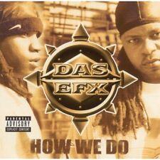 DAS EFX-HOW WE DO - NEW CD