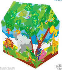 Tent House Fun Cottage for Kids Children Birthday Gift