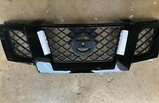 NEW OEM NISSAN FRONTIER 2009-2019 MIDNIGHT BLACK EDITION GRILLE ASSEMBLY